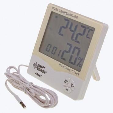 AR867 - Индикатор температуры и влажности
