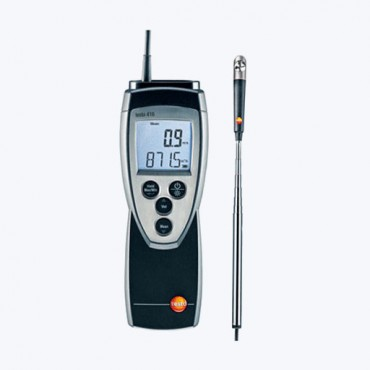 Testo 416 - Термоанемометр