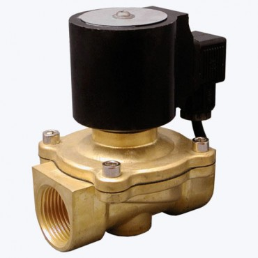 Клапаны электромагнитные IP68